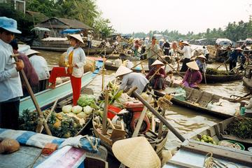 2-Day Small-Group Mekong Floating Market from Ho Chi Minh City