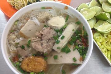 Private Tour: A Taste of Saigon from Ho Chi Minh City