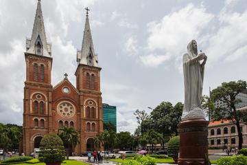 Visite en petit groupe d'une demi-journée de Hô-Chi-Minh-Ville