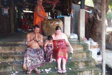 Monk Blessing Ceremony in Siem Reap