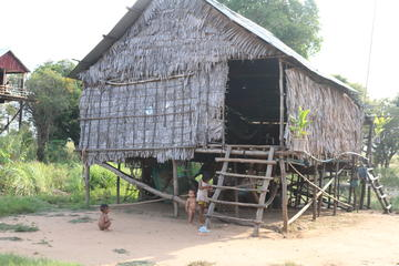 Private Ox Cart Ride and Local village Experience from Siem Reap