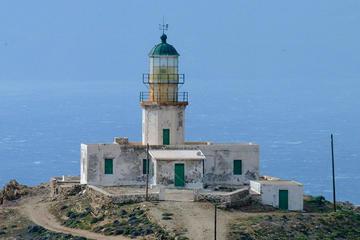 Armenistis Light House Visit