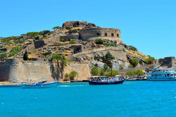 Spinalonga Island Full Day Tour