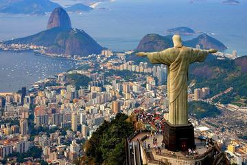 Excursión privada al Pan de Azúcar y al Cristo Redentor