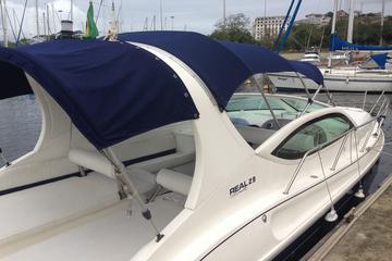 Private Motorbootfahrt in Rio de Janeiro