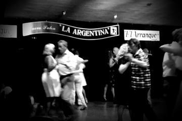 Excursão de Tango Social, incluindo...