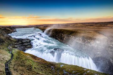 Excursion au Cercle d'or l'après-midi au départ de Reykjavik