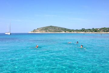 Blue Lagoon and Solta - 3 Islands...