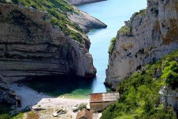 Cueva azul e isla de Hvar: Recorrido...