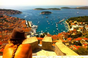Hvar and Pakleni Tour with Speedboat...