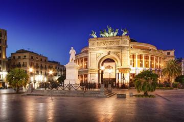 Palermo e Monreale Escursione di un Giorno Intero