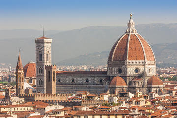 Shared Round-Trip Transfer from Livorno to Florence