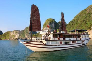 Bai Tu Long Bay Cruise From Hanoi...