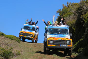 Half-Day or Full-Day Jeep Safari Tours