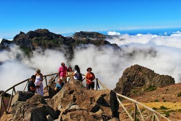 Picos de Madeira - Excursão de dia...