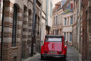 Unique Tour of Lille by convertible 2CV with your Private...