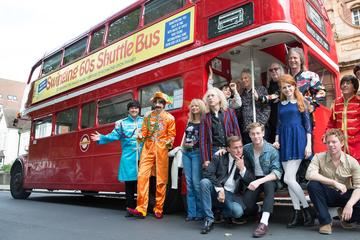 London's Swinging 60's Bus Tour Experience