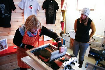 Kopavogur Screen Printing Workshop