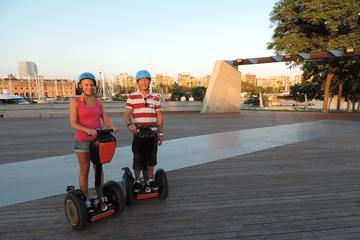 Promenade optimale de 2 heures en Segway à Barcelone