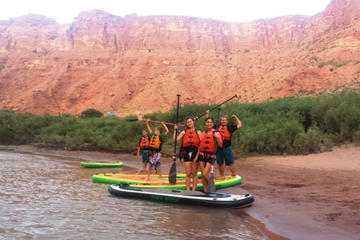 Day Trip Flat water Fun near Moab, Utah
