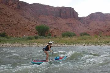 Day Trip Splish and Splash near Moab, Utah