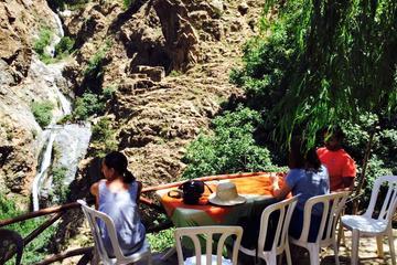 Tagesausflug zum Ourika-Tal von Marrakesch mit Wanderung