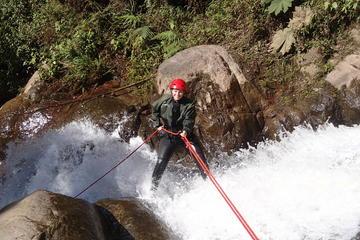 Canyoning Rio Blanco from Baños