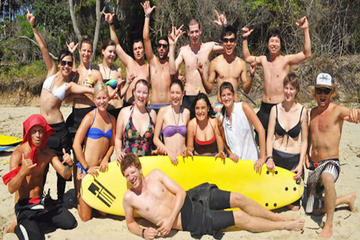 5-Day Great Aussie Surf Adventure from Sydney, Byron Bay or Brisbane