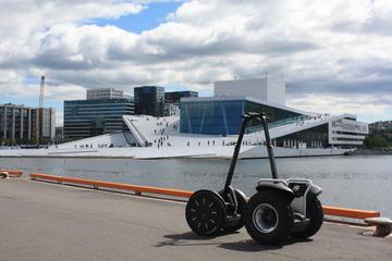 Tur med ståhjuling i Oslo