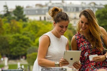 Mobile Wifi everywhere in Biarritz