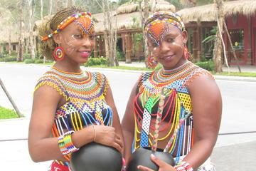Annual Royal Zulu Reed Dance from Durban