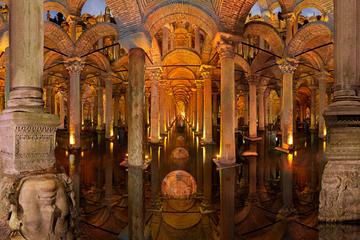 Recorrido por la ciudad turístico por el casco antiguo de Estambul