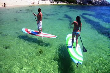 Stand Up Paddle Board Lesson in Margaret River