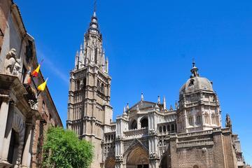 Combinado especial de la ciudad de Toledo con espectáculo de flamenco