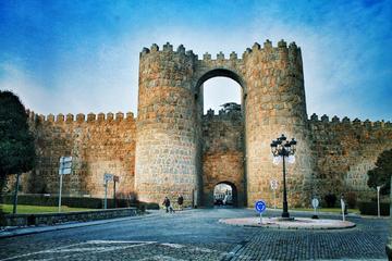 Excursão guiada por Ávila e Segóvia...