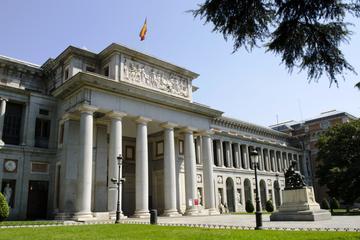 Madrid Walking Tour and Museo del Prado