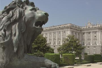 Recorrido panorámico por Madrid con entrada al Palacio Real
