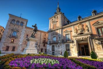 Spaziergang durch Madrid und Flamenco-Vorstellung mit Tapas