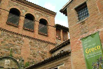 Toledo por sus propios medios con pulsera turística desde Madrid