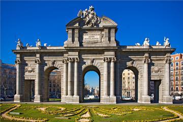 Tour panorámico de Madrid con el Museo del Prado
