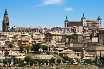 Viagem de ônibus em Toledo saindo de Madrid