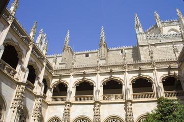 Viagem de um dia por Toledo partindo de Madri que inclui almoço...