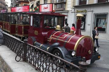 Visita turística a Toledo con tren turístico desde Madrid