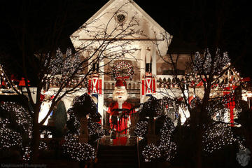 Dyker Heights Holiday Lights Tour