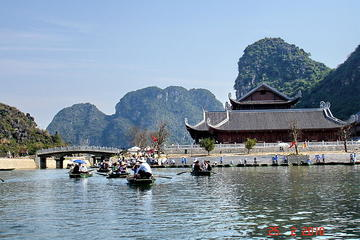 4-Day Northern Vietnam Tour Including Hanoi, Halong Bay, and Trang An...