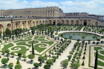 Excursion en voiture privée à Versailles au départ de Paris