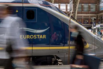 Transfert en voiture privée gare Eurostar Paris