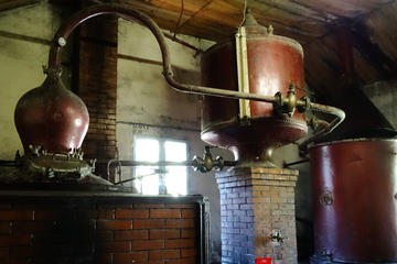 Private Bordeaux Wine and Cognac Distillery Tour with Wine Workshop from Cognac