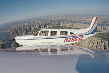 Recorrido turístico en avión por la ciudad de Nueva York