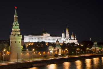Balade privée à Moscou avec le Kremlin et la place Rouge
